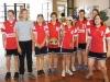 Ein tolles Jugendturnier mit einem sehr schönen Erfolg: die weibliche D-Jugend nimmt das erste Mal teil und gewinnt den HGN-Cup 2008!